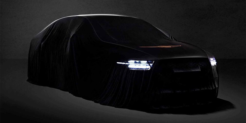 Genesis показал обновленную версию седана Genesis G90