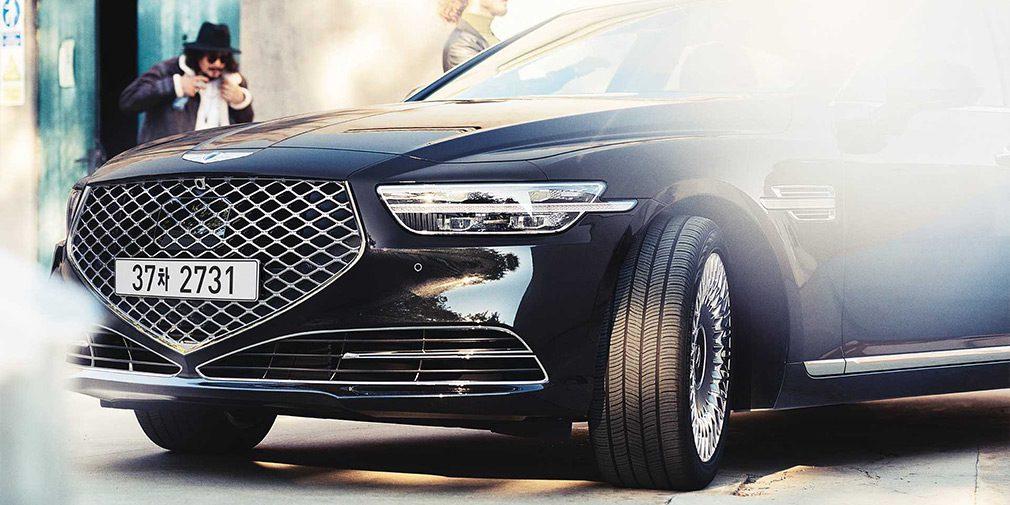 Обновленный флагманский седан Genesis G90 представлен официально