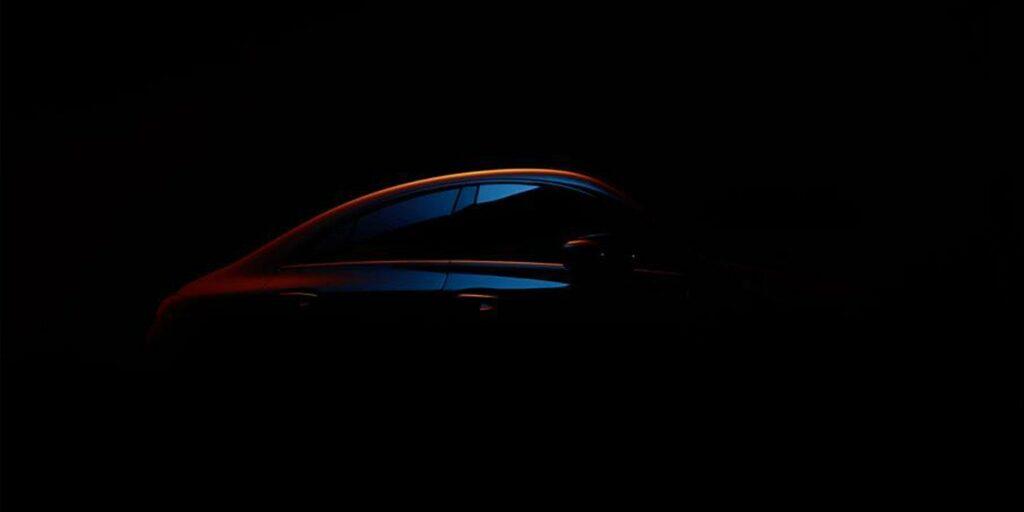 Mercedes представит новый Mercedes-Benz CLA на выставке CES