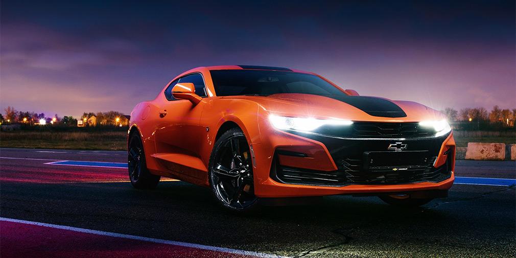 Chevrolet может снять с производства Chevrolet Camaro