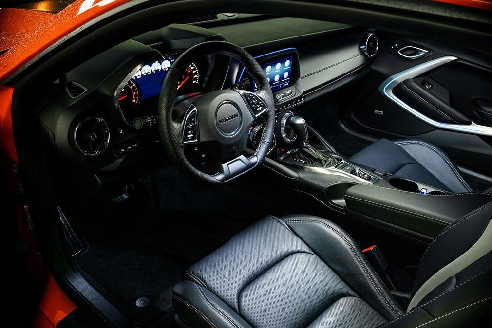 Обновленный Chevrolet Camaro стал доступен для заказа в России