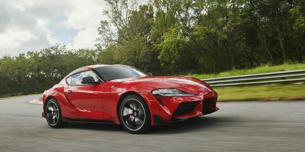 Инженер Toyota: Supra покажет хорошее время на трассе Нюрбургринга