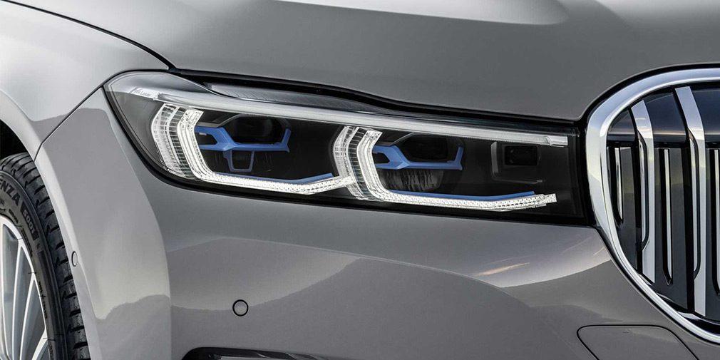 Представлен обновленный флагманский седан BMW 7-Series