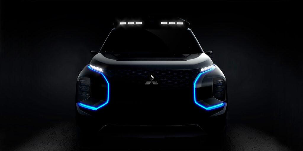 Mitsubishi представит в Женеве новый кроссовер Engelberg Tourer