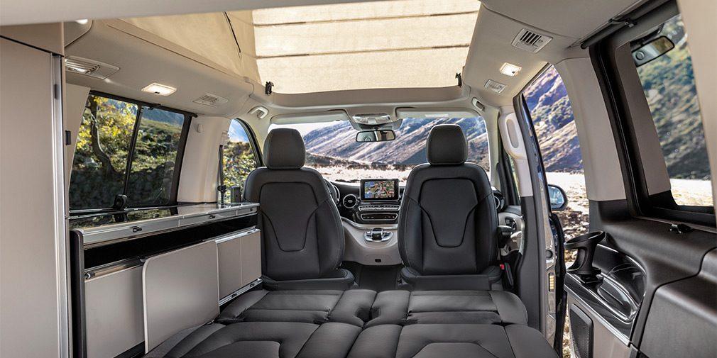 Mercedes-Benz V-Class получил новый дизельный мотор