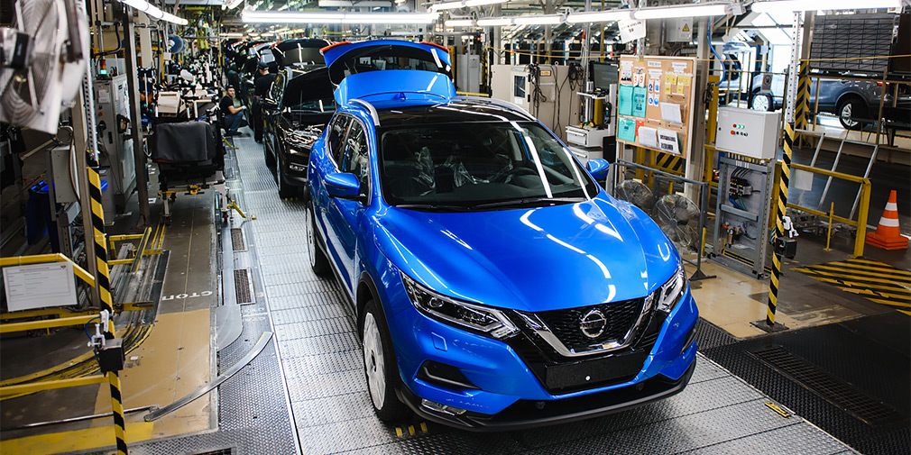 Названы комплектации обновленного Nissan Qashqai для РФ