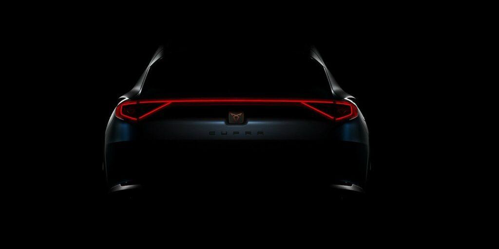 Cupra привезет в Женеву спортивный купе-кроссовер Terramar