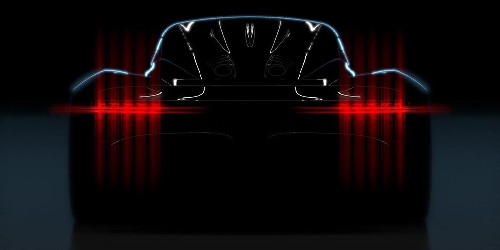 Aston Martin показала конкурента Ferrari 488 GTB и McLaren 720S