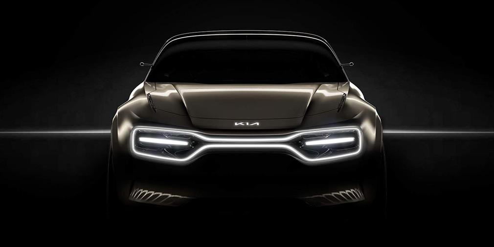 Kia представит в Женеве новый концептуальный электрокар
