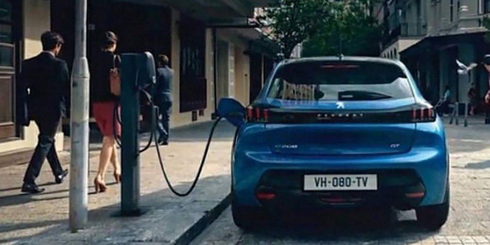Новый Peugeot 208 показали на официальных изображениях