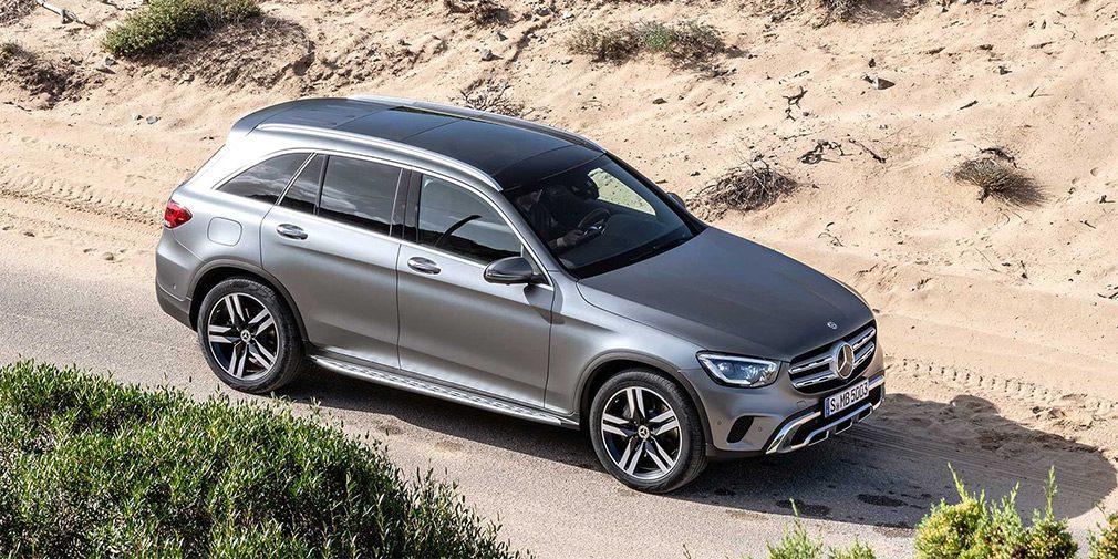 Mercedes-Benz презентовал обновленный кроссовер GLC