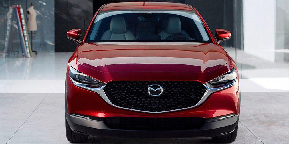 Mazda представила новейший компактный кроссовер Mazda CX-30