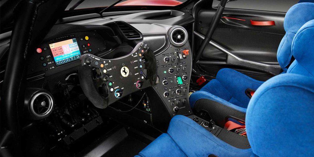 Ferrari показала созданный в единственном экземпляре суперкар P80/C