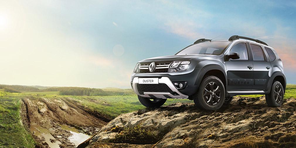В России появилась спецверсия Renault Duster за 1 млн рублей