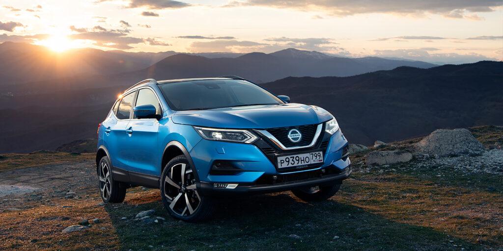 Nissan Qashqai стал самым продаваемым японским автомобилем в России