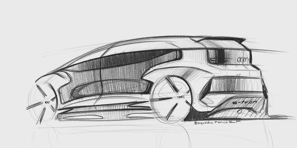 Audi анонсировала премьеру беспилотного электрокара AI: me