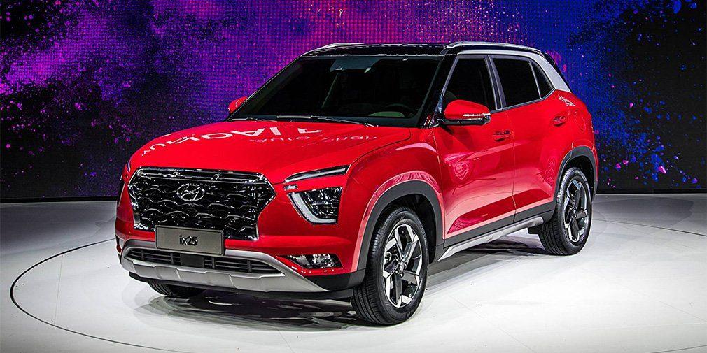 Hyundai Creta новой генерации представлен официально