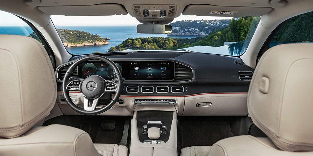 Mercedes-Benz представил новое поколение внедорожника GLS