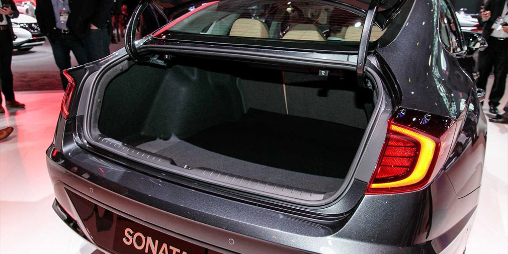 Hyundai представил в Нью-Йорке новый седан Hyundai Sonata