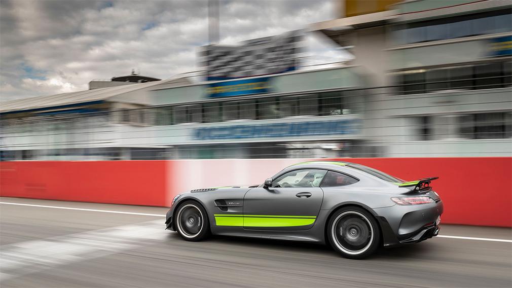 Mercedes-AMG анонсировал свой самый быстрый спорткар