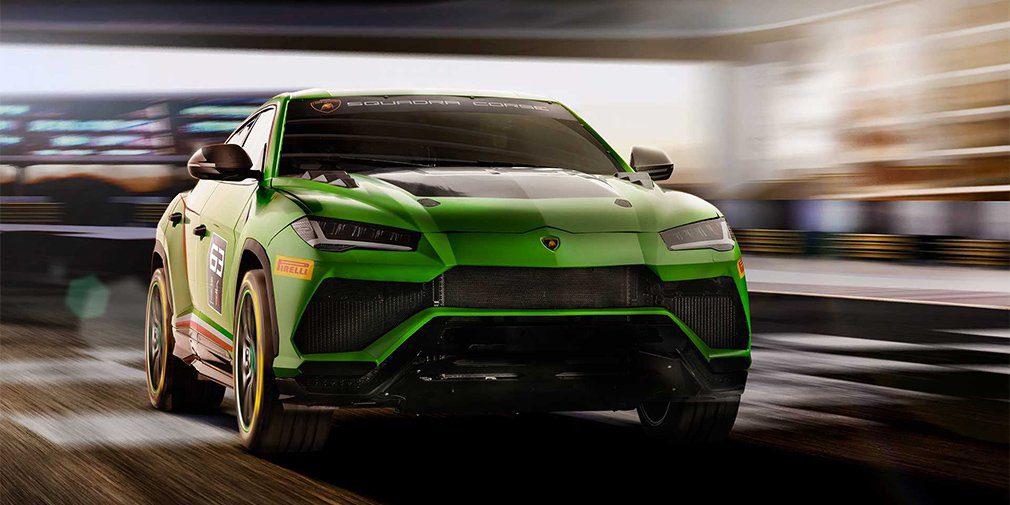 Компания Lamborghini выпустит экстремальный кроссовер Urus