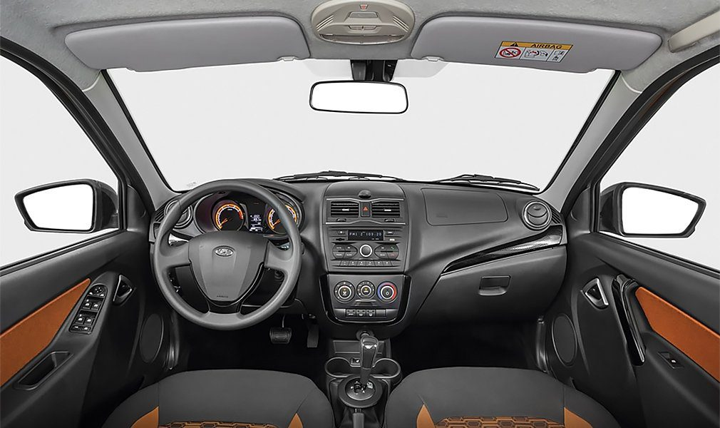 """В """"АвтоВАЗ"""" рассказали о новой Lada Granta Cross"""