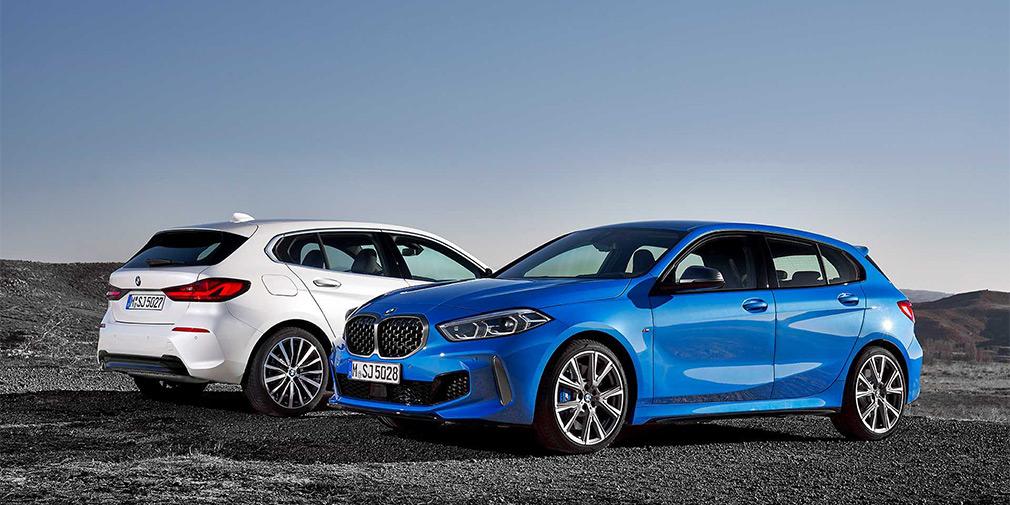 BMW готовит электрическую версию хэтчбека BMW 1-Series