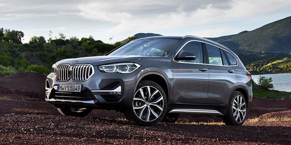 BMW представил обновленный кроссовер BMW X1