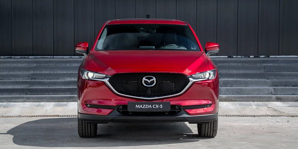 Mazda озвучила российские цены на обновленный кроссовер Mazda CX-5