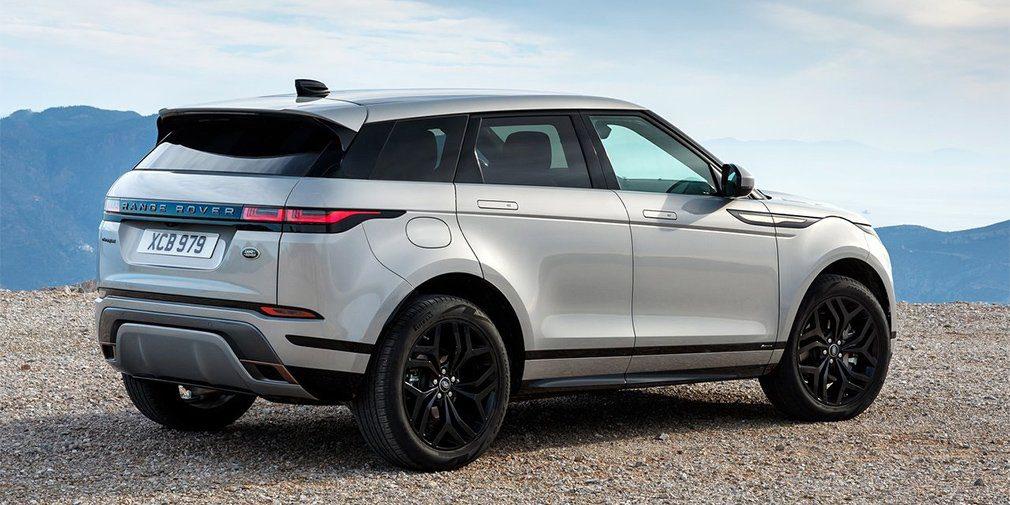 Стартовали российские продажи нового Range Rover Evoque