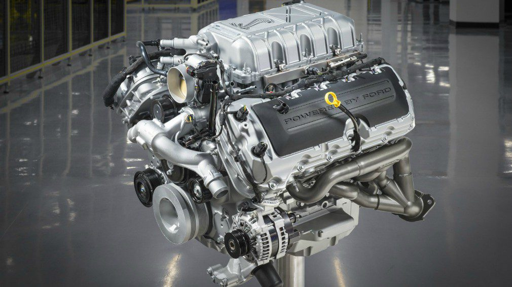 Mustang Shelby GT500 стал самым мощным автомобилем марки Ford
