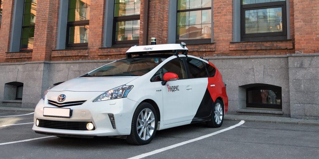 Пять беспилотных автомобилей «Яндекса» выехали на дороги Москвы