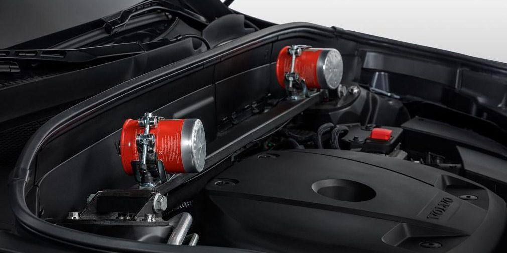 Volvo XC90 превратили в бронированный кроссовер
