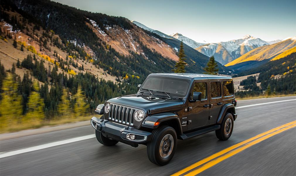 Стали известны подробности о новом Jeep Wrangler 2020 года