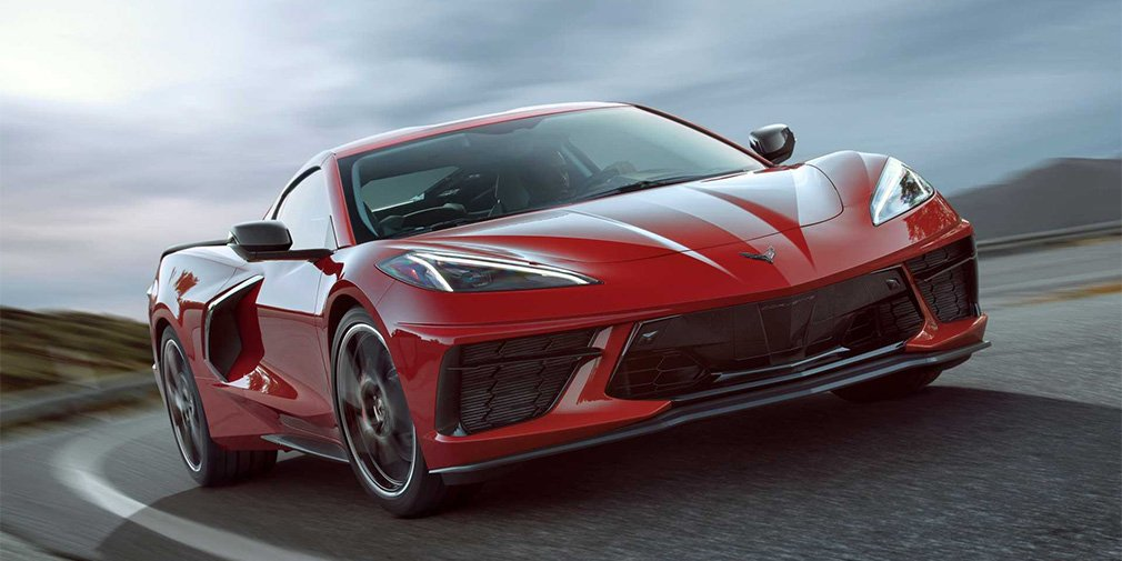 Новый Chevrolet Corvette может делать перегазовки