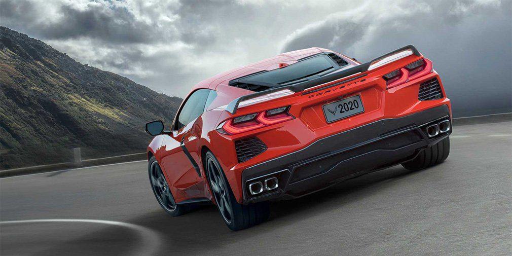 У Corvette 2020 года будет заднее расположение двигателя