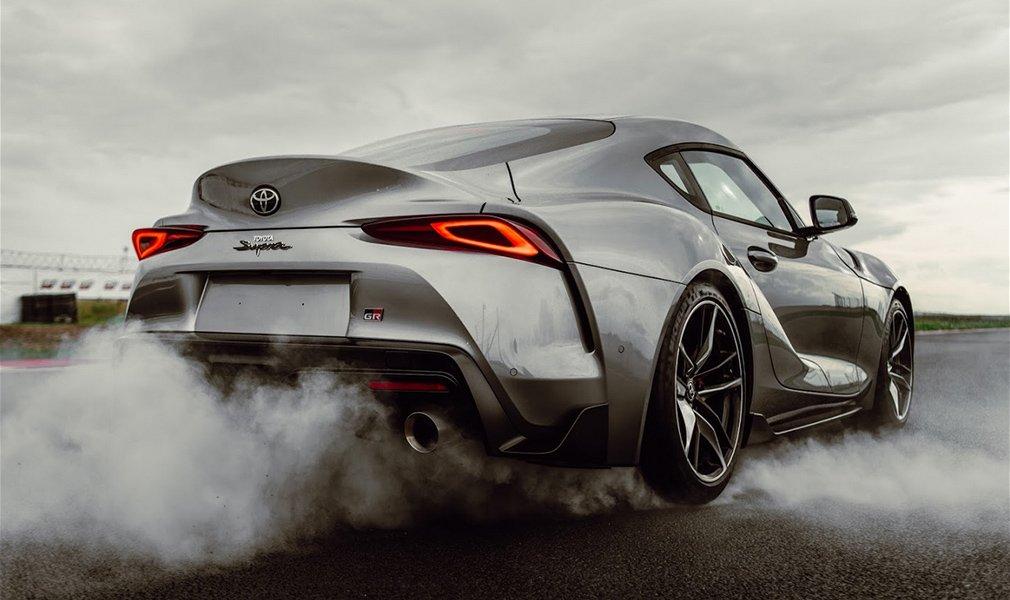 Компания Toyota завершила продажи культового спорткара в России