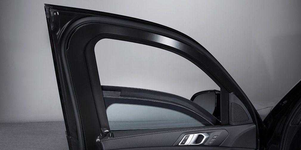 Представлен бронированный кроссовер BMW X5 Protection VR6