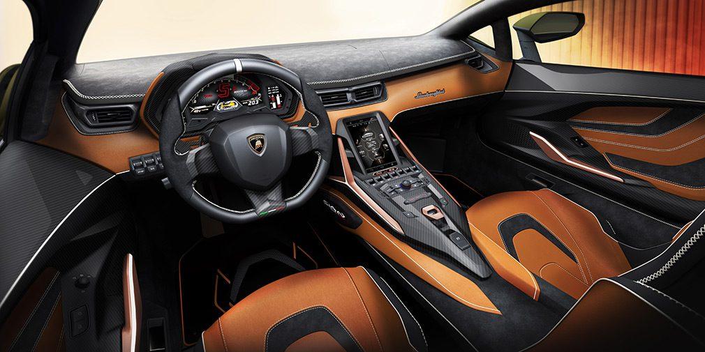 Lamborghini презентовала свой первый гибридный суперкар Sian