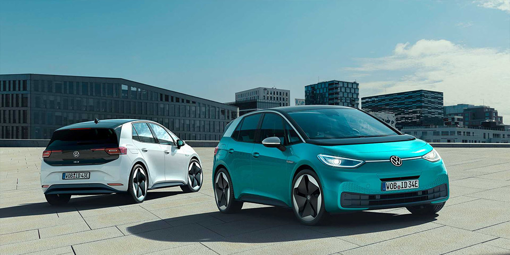 Volkswagen начал серийное производство электромобиля ID.3