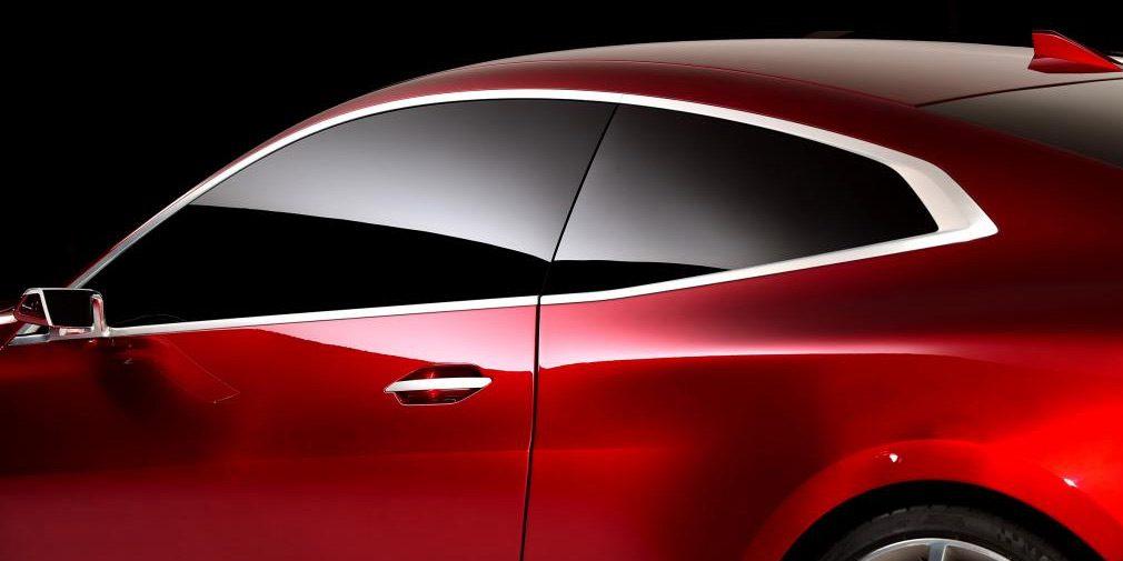 BMW представил новый концепт-кар BMW 4-Series Coupe