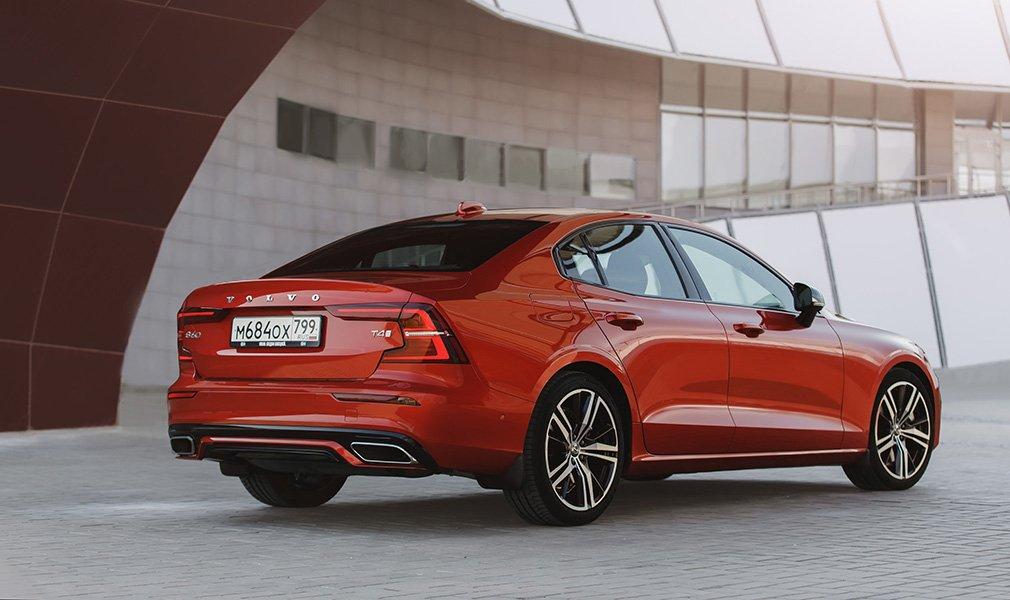 В Volvo рассказали о новинках для россиян в 2020 году