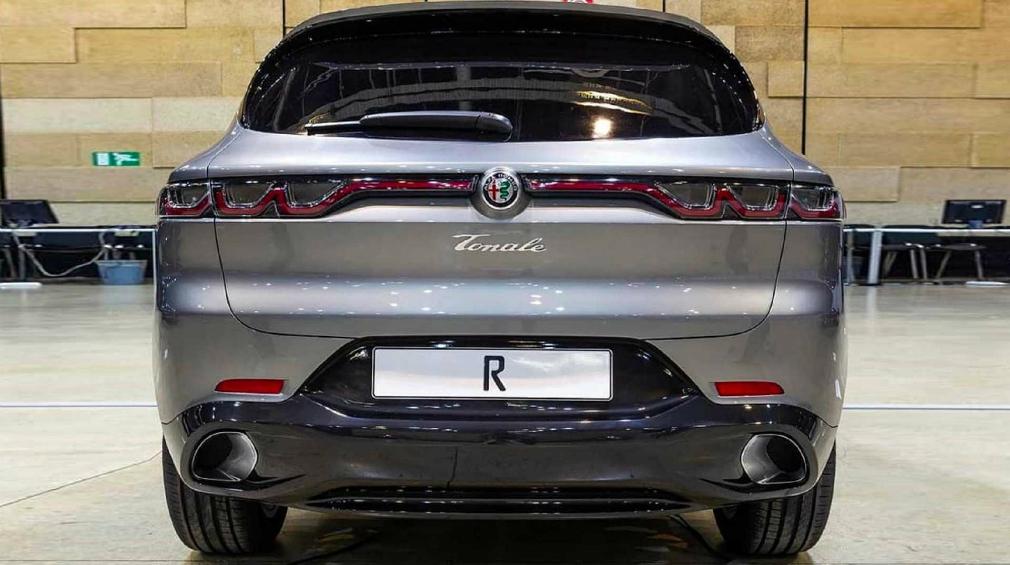 Новый кроссовер Tonale от Alfa Romeo будет представлен в 2022 году