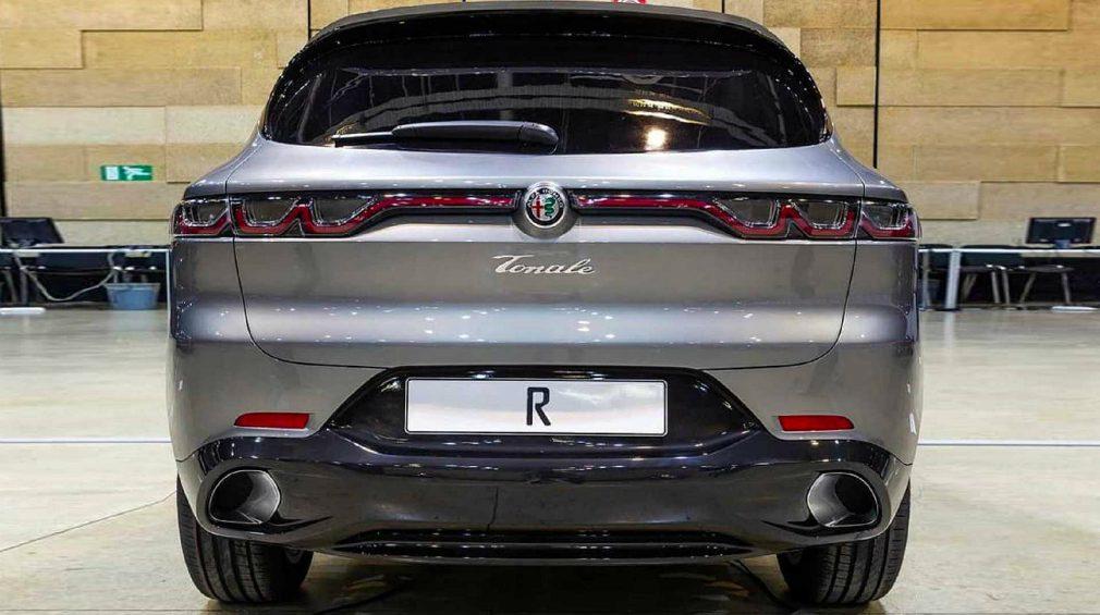 Опубликованы фотографии нового кроссовера Alfa Romeo Tonale