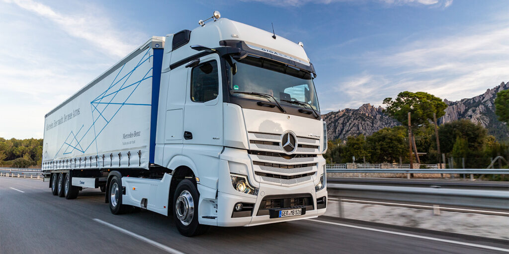 Обновлённый Mercedes-Benz Actros начнут выпускать в России