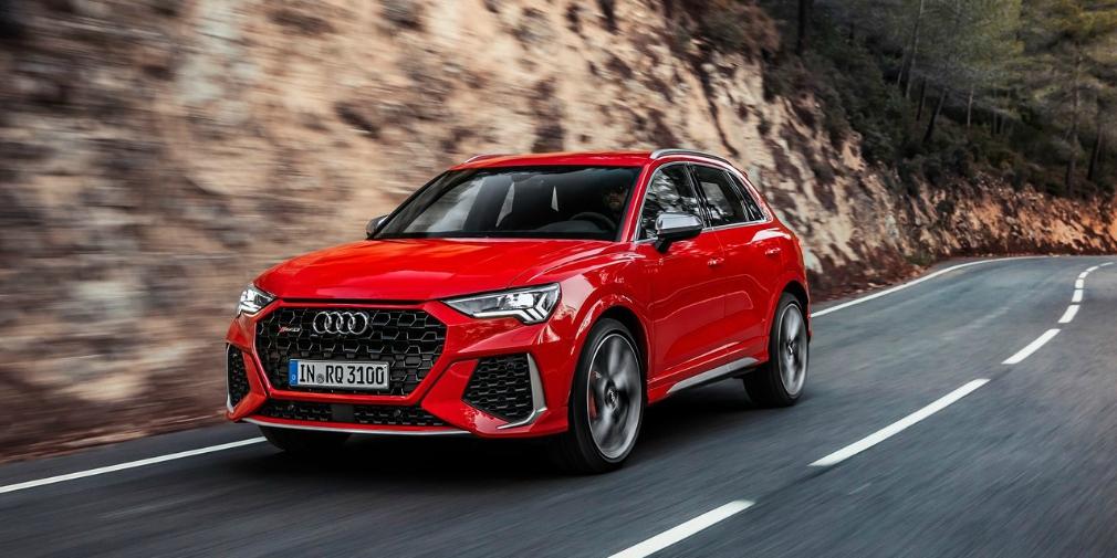 Audi презентовала в России новое поколение кроссовера Q3