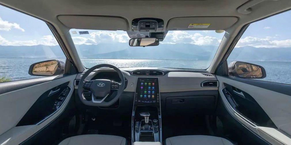 Представлена новая Hyundai Creta