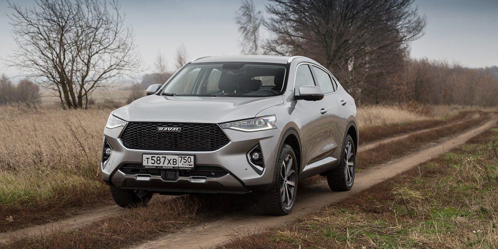 Российский завод Haval выпустил 6 тыс. автомобилей в 2019 году