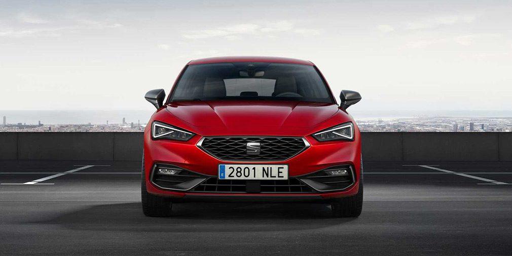 Seat презентовала новое поколение модели Seat Leon