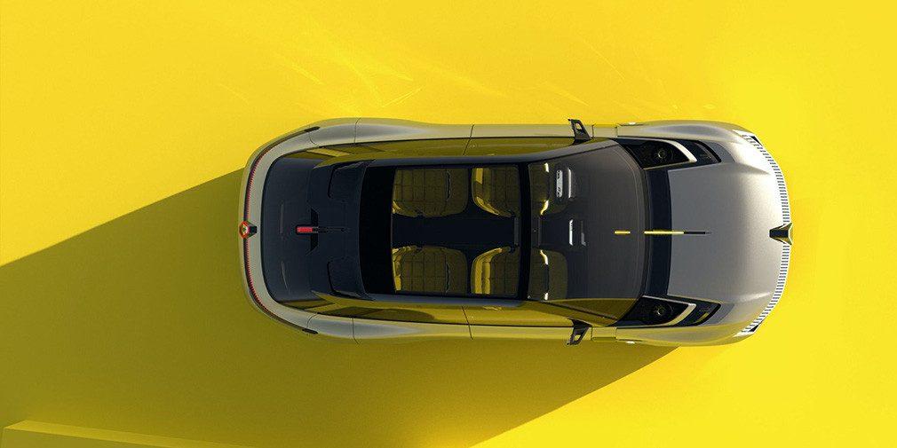 Renault представил концепт-трансформер Morphoz